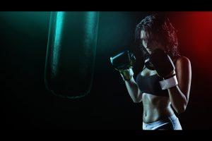 worek treningowy bokserski