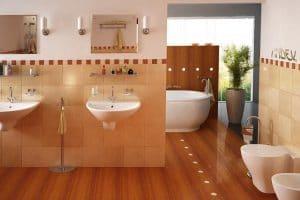 Jak dbać o czystość łazienki?