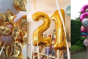 balony foliowe - Balomania