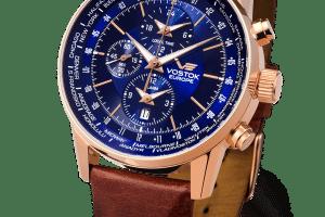 Vostok Europe – marka zegarków dla mężczyzny z klasą
